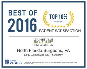 reviews-Gainesville-ENT-Allergy-2016