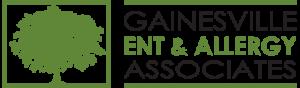 Gainesville ENT horizontal logo